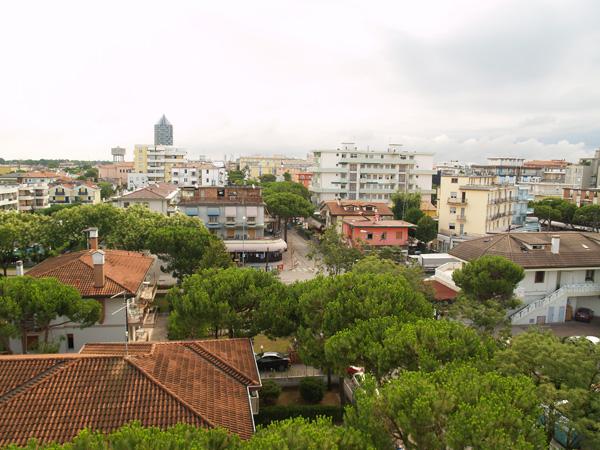 Лидо ди Езоло - город небольшой, но уютный