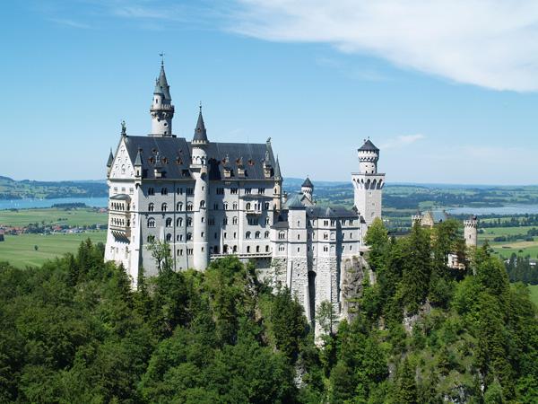Поездка в Баварию